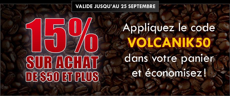 café blue mountain café kona 15% sur achat de $50+