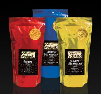 blue mountain coffee and kona coffee