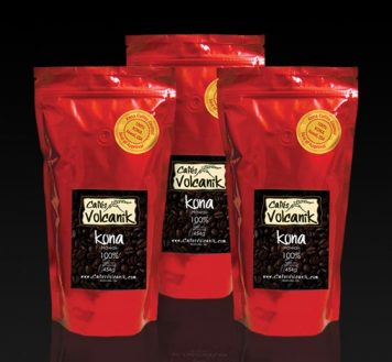 kona coffee 1 lb (454g) x 3